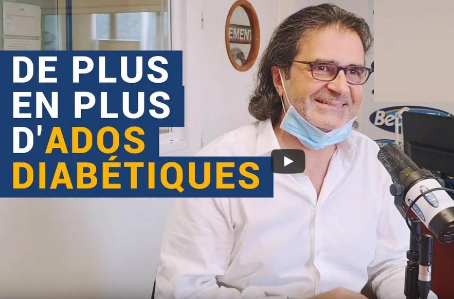 «Sucre, foie, graisse, sport…» – Dr Réginald Allouche