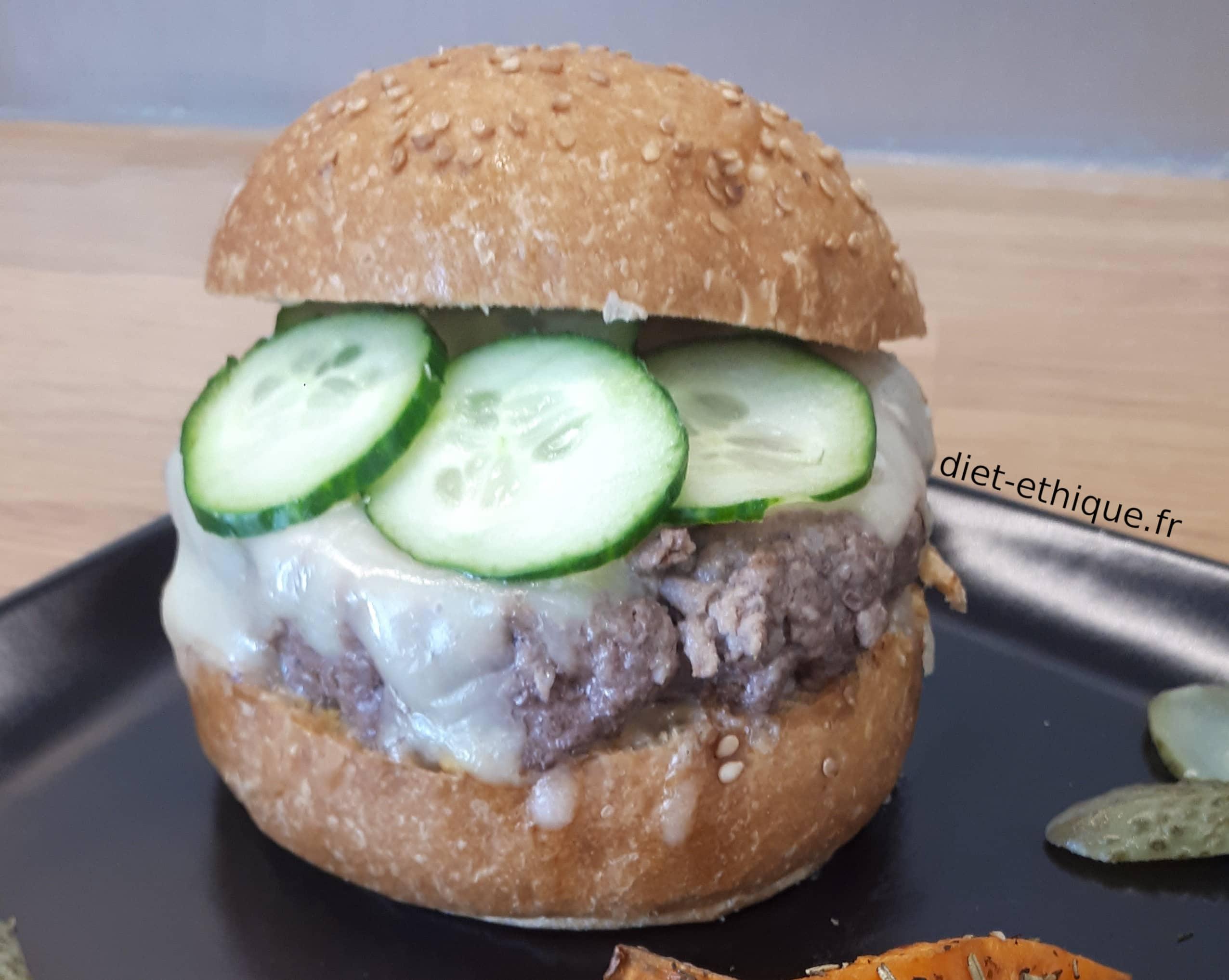 Buns (pain burger)
